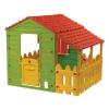 Buddy Toys Farm játszóház verandával