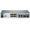 HP 2530-8G-PoE+ Switch, 8 x TP, 2 x TP/SFP