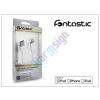 Apple Apple iPhone 5/5S/5C/iPad 4/iPad Mini USB töltő- és adatkábel - Lightning - 100 cm-es vezetékkel (Apple MFI engedélyes) - fehér