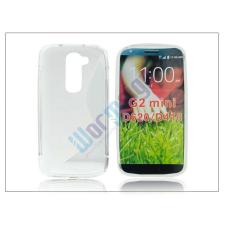 LG LG G2 Mini D620/D618 szilikon hátlap - S-Line - transparent tok és táska