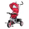 Chipolino Twister tricikli kupolával - Red