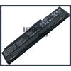 Eee PC 1015CX 4400 mAh 6 cella fekete notebook/laptop akku/akkumulátor utángyártott
