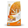 Farmina N&D Low Grain Adult Medium tőkehal & narancs - 12 kg