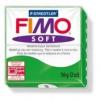 Gyurma, 56 g, égethető, FIMO Soft, trópusi zöld