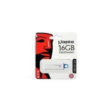 Kingston 16 GB Pendrive USB 3.0 DataTraveler Generation 4 kék pendrive