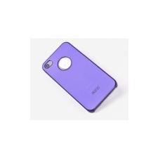 Rock Ti Shell műanyag hátlaptok Apple iPhone 4,  4S-hez lila* tok és táska