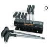 Jonnesway Tools Imbuszkulcs klt. T-nyelű 8 db (H10MB08S)