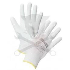 AERO Gloves Kesztyű Buck fehér AERO poliuretán tenyér 09-es L-es L/8 (PTAE-L)