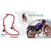 Torin Big Red Motorkerékpár alátámasztó 20-as Első nyakemelő 2in1 (TRMT020)