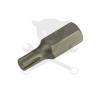 BGS Technic Bit ribe M06 - 10 mm h: 30 mm (9-4761) bitfej készlet