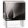 COLOP Bélyegző, szó, COLOP Printer IQ 20 fekete ház - fekete párnával (IC1462000)