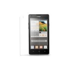 Huawei G700 Ascend lcd kijelzővédő fólia törlőkendővel* mobiltelefon kellék