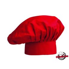 Szakácssapka piros