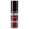 Eros EROS Strawberry Power - melegítő masszázsolaj (100ml)