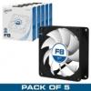 Arctic F8 - 80mm Value pack