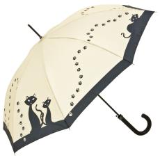 Fekete macskás autómata esernyő