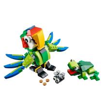 LEGO Creator 31031 Őserdei állatok lego