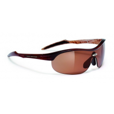 Rudy Project Ability Ivory - Laser Brown lencsével