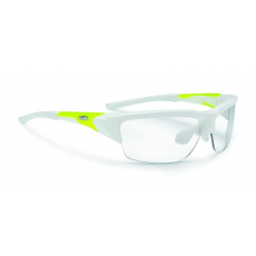 Rudy Project Ryzer White - ImpactX™ Photochromic Clear lencsével