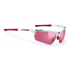 Rudy Project Noyz Racing White Gloss - ImpactX™ Photochromic Red lencsével