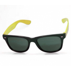 Wayfarer - Black - Yellow