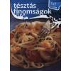 Elektra Kiadóház Tésztás finomságok - 1x1 konyha