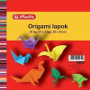 Herlitz origami lapok/20 20x20cm
