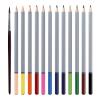 Színesceruza/12szín Akvarell, fémdobozos