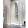 Radaway Radaway Fuenta New KDJ szögletes zuhanykabin 1000x1000x2000