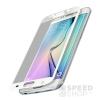 Xprotector Samsung G925 Galaxy S6 Edge  Tempered Glass Full Size 3D kijelzővédő üvegfólia, fekete