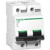 Schneider Electric Kismegszakító  Acti9  C120H 2P 80 A 15 kA C A9N18457  - Schneider Electric