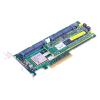 HP Smart Array P400 PCI-e x8 8port SAS/SATA RAID vezérlő