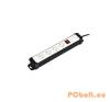 SAL 4es elosztó kapcsolóval, 2m fehér PNV 04K/WH lásd részletek tápegység