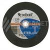 Extol Premium vágókorong acélhoz, kék 115×1,0×22,2 mm (8808100)