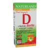 Naturland D-vitamin forte, 60 db