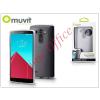 Muvit LG G4 H815 hátlap - Muvit miniGel - transparent