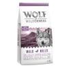 Wolf of Wilderness 'Wild Hills' - kacsa - 2 x 12 kg