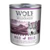 Wolf of Wilderness 6 x 800 g - Wild Hills - kacsa