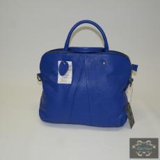 Kék kézifüles táska