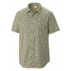 Columbia Under Exposure II Short Sleeve Shirt D (AM9135m_348-Safari) Férfi ing