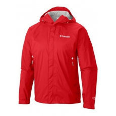 Columbia Sleeker(TM) Jacket D (RO2438m_691-Bright Red) Férfi dzseki