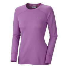 Columbia Women's Heavyweight Long Sleeve Top D (AL6388l_605-Blossom Pink) Női sport aláöltözõ