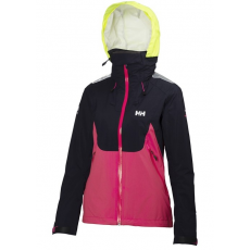 Helly Hansen W HP POINT JACKET D (30293M_145-MAGENTA) Női vitorlázás