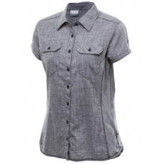 Columbia Camp Henry Short Sleeve Shirt D (AL7979m_419-India Ink) Női ing