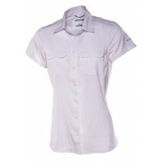 Columbia Saturday Trail III Short Sleeve Shirt Ing,blúz D (AK7914m_100-White)