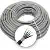 Cable MBCU 5x1.5 (NYY-J) Tömör erezetű Réz Villanyszerelési kábel 1 KV