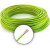 Cable MKH 1.5 (H07V-K) Sodrott erezetű Réz Vezeték - Zöld sárga