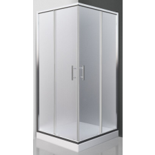 Roltechnik Luzern Neo 800 matt 80x80 cm szögletes zuhanykabin kád, zuhanykabin