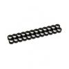 E22 , 24-slot kábelrendezõ fekete4 mm kábelhez