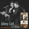 Carl Perkins, Johnny Cash I Walk the Line / Little Fauss and Big Halsey CD